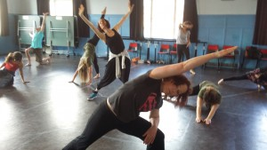 Dance Improv Workshop